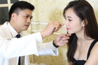 Địa chỉ nâng mũi giá rẻ nhất Hà Nội là Dr. Hải Lê