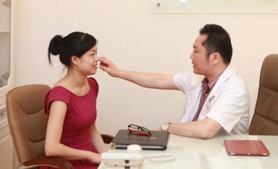 đo vẽ dáng mũi giúp tạo hình dáng mũi mới chuẩn xác