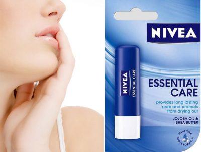 Son dưỡng môi Nivea
