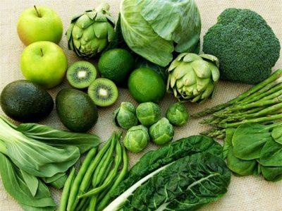 Nên ăn rau củ quả vào các bữa ăn chính