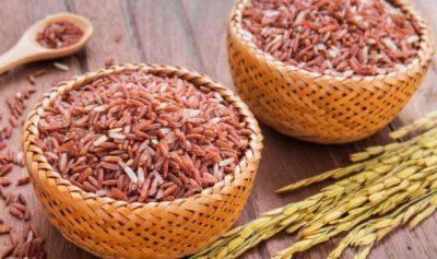 Gạo lứt dùng để giảm cân
