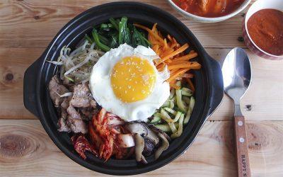Món cơm trộn của Hàn Quốc